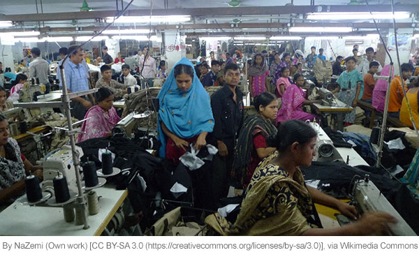 Tovarna Banglades